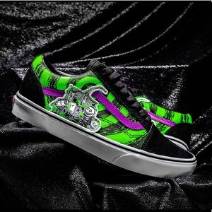 Men's Rare Vans x The Nightmare Before Christmas